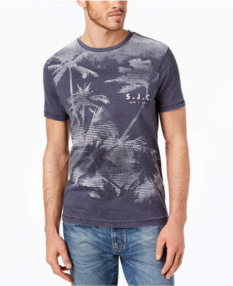 Silver Jeans Co. Men's Valley Graphic T-Shirt
