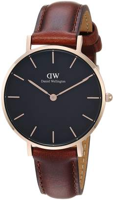 Daniel Wellington Women's DW00100169 Classic Petite St. Mawes 32mm Watch