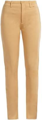 Balenciaga High-rise scuba-jersey leggings
