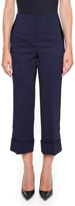 N°21 N.21 Cropped Trousers
