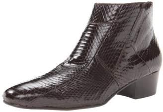 Giorgio Brutini Men's Snake Skin Look 15549 Boots