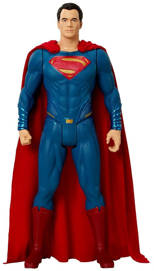DC Comics Batman v Superman: Dawn of Justice Big Figs 19-in. Superman Action Figure