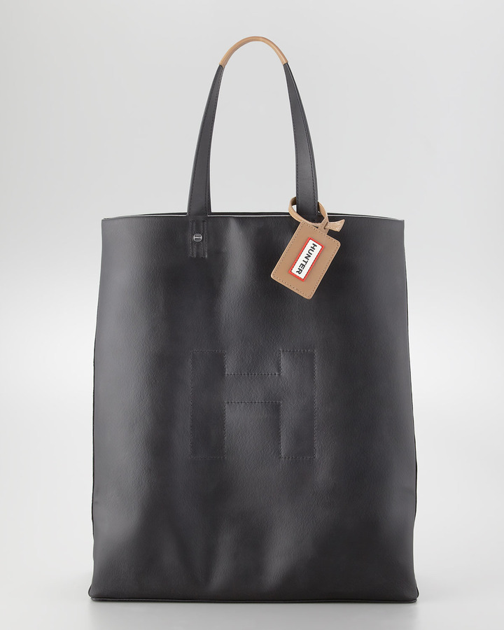 Hunter Tall Original Rubber Tote Bag