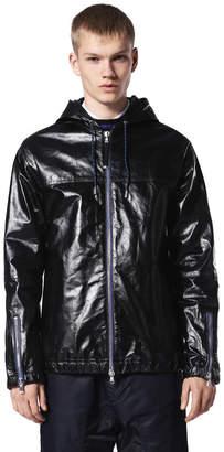 Diesel Black Gold Diesel Leather jackets BGPSU - Black - 44