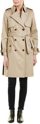 Trina Turk Allison Trench Coat
