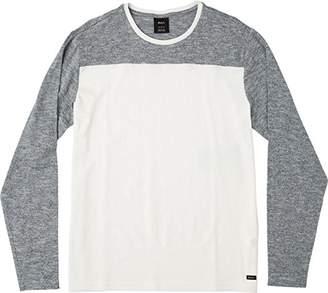 RVCA Men's Coast Long Sleeve Shirt