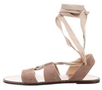 Castaner Gabriela Lace-Up Sandals