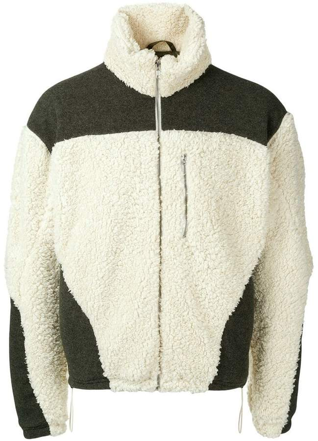 GmbH faux shearling jacket