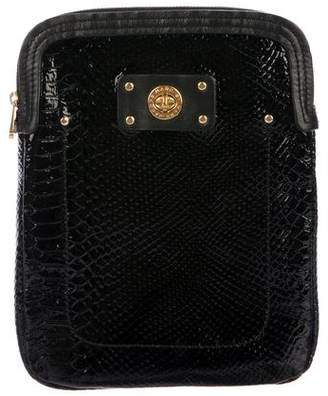 Marc Jacobs Leather iPad Case