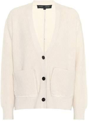 Proenza Schouler Cotton and cashmere cardigan
