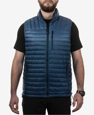 Hawke & Co Men's Ombré Packable Down Vest