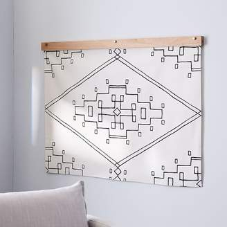 west elm Little Korboose Cotton Tapestry - Nevada