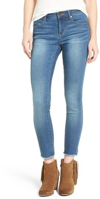 Women's Articles Of Society Carly Crop Skinny Jeans $59 thestylecure.com