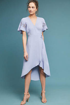 Astr Calin Wrapped Dress