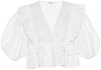 Rhode Resort Elodie cotton top