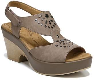 Naturalizer By by Mia Women's Block Heel Sandals