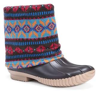 Muk Luks Women's Sydney Rainboots Rain Shoe