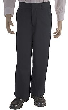 JCPenney French Toast® Flat-Front Uniform Pants - Boys 8-20, Slim and Husky