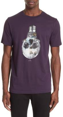 Paul Smith Skull Light Graphic T-Shirt