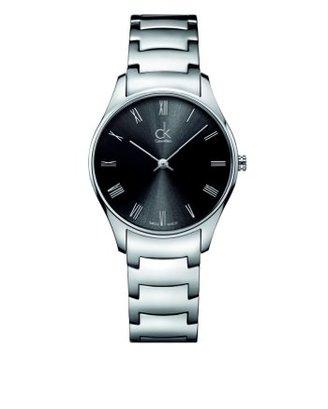 CK Calvin Klein (CK カルバン クライン) - Calvin Klein CKクラシックステンレススチールLadies Watch k4d2214y