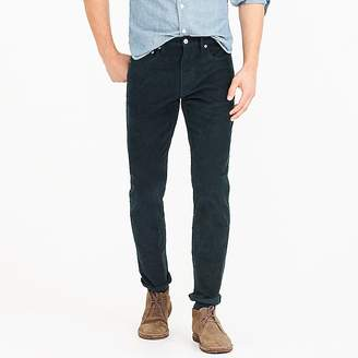 770 Straight fit pant in corduroy $79.50 thestylecure.com