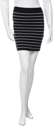 Boy. by Band of Outsiders Striped Mini Skirt $45 thestylecure.com