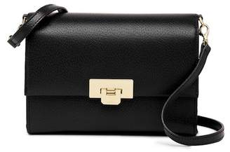 Lodis Stephanie Eden Small Leather Crossbody Bag