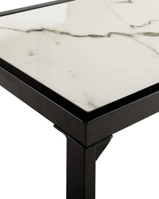 Safavieh Zuri Marbled Console Table