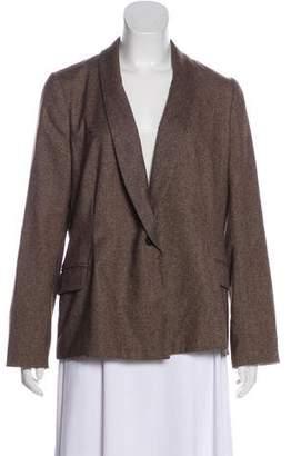 Rachel Comey Long Sleeve Wool Blazer