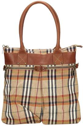 Burberry Cloth tote