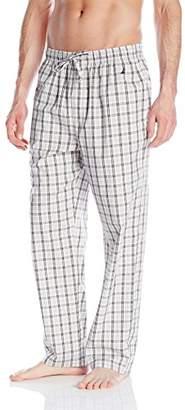Nautica Men's Soft Woven Pajama Pant