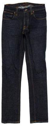 Nudie Jeans Grim Tim Skinny Jeans