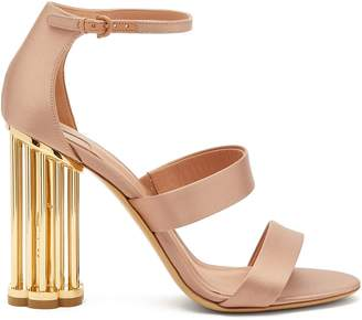 Salvatore Ferragamo Daiano column-heel sandals