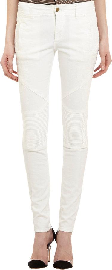 Marissa Webb Hand-Painted Jomila Jeans