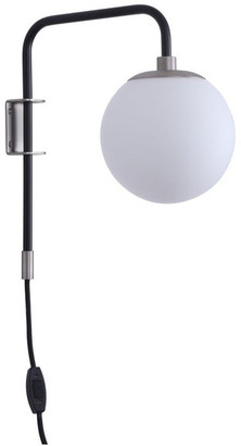 Linea di Liara Caserti Plug-in Wall-Mounted Lamp