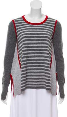 Duffy Long Sleeve Cashmere Sweater w/ Tags