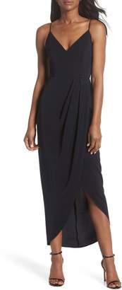 Shona Joy Tulip Hem Maxi Dress