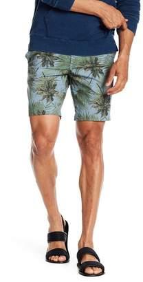 Slate & Stone Palm Print Shorts