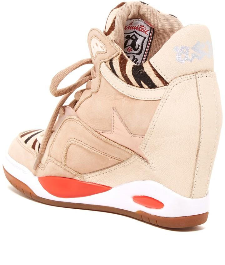 Ash Bling Bis Hidden Wedge Sneaker