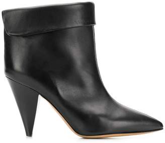 Isabel Marant Lisbo ankle boots