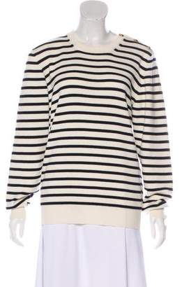 Balenciaga 2017 Virgin Wool Sweater