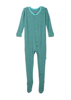 Kickee Pants Anniversary Print Footie (Toddler Boys)