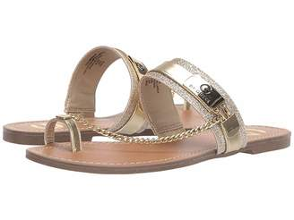 ee105761c936 G by Guess Synthetic Upper Women s Sandals - ShopStyle