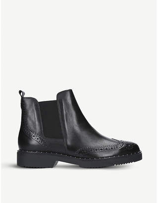 Carvela Still leather Chelsea boots