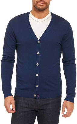 Robert Graham Channa Classic Fit Wool & Silk-Blend Sweater