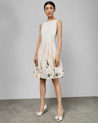 dca840982d Ted Baker KALLA Elegant full skirt dress