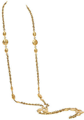 One Kings Lane Vintage 1970s Chanel Extra-Long Sautoir Necklace