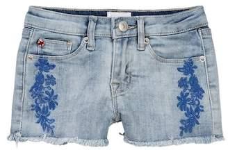 Hudson Fray Hem Shorts (Little Girls)