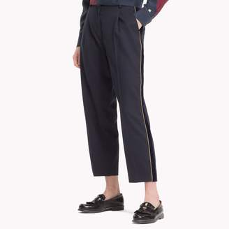 Tommy Hilfiger Tommy Icons Cropped Trousers