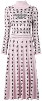 Temperley London Night knitted dress